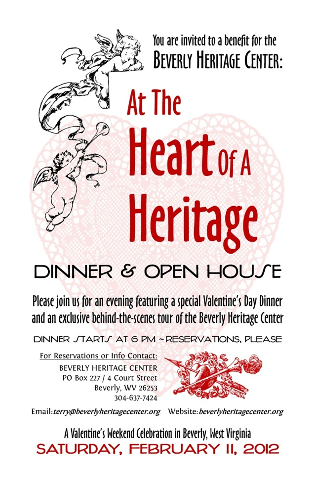 heart of a heritage poster 2012