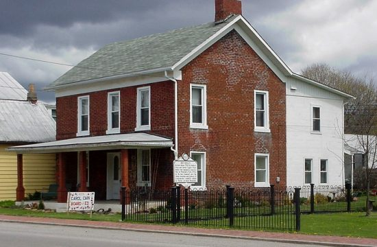 Historic Beverly: The 1813 Randolph County Jail