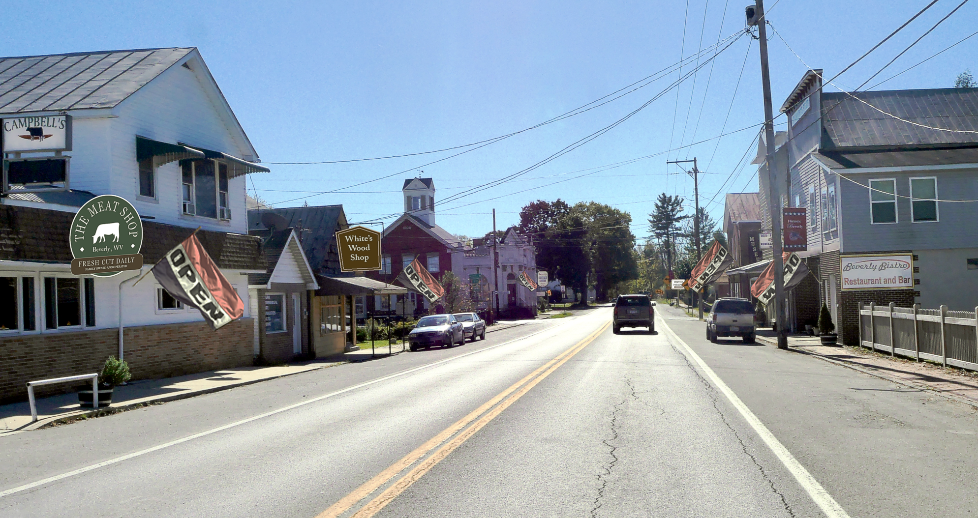 Beverly Main Street Today
